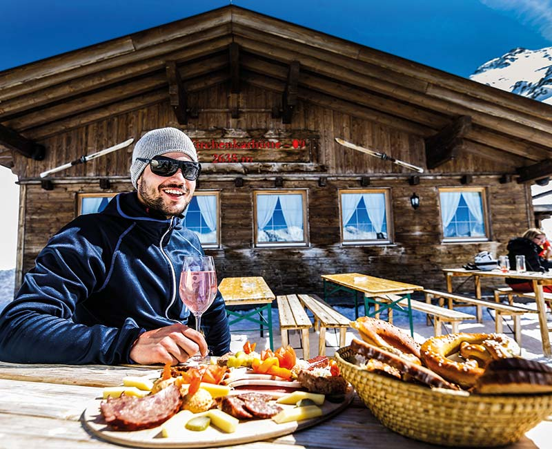 TOP-level gastronomy - TOP eating and drinking in Obergurgl-Hochgurgl