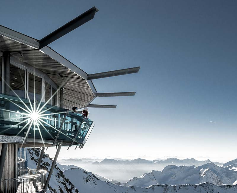 TOP Mountain Star - Culinary crown - TOP-level gastronomy - eating and drinking in Obergurgl-Hochgurgl