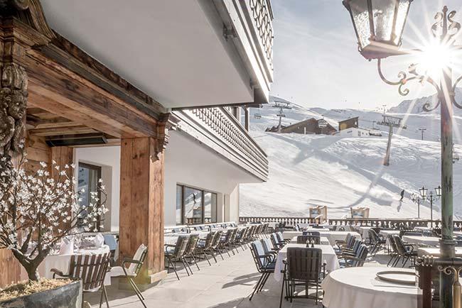 TOP Hotel Hochgurgl 5-star superior Relais & Châteaux gourmet pleasures
