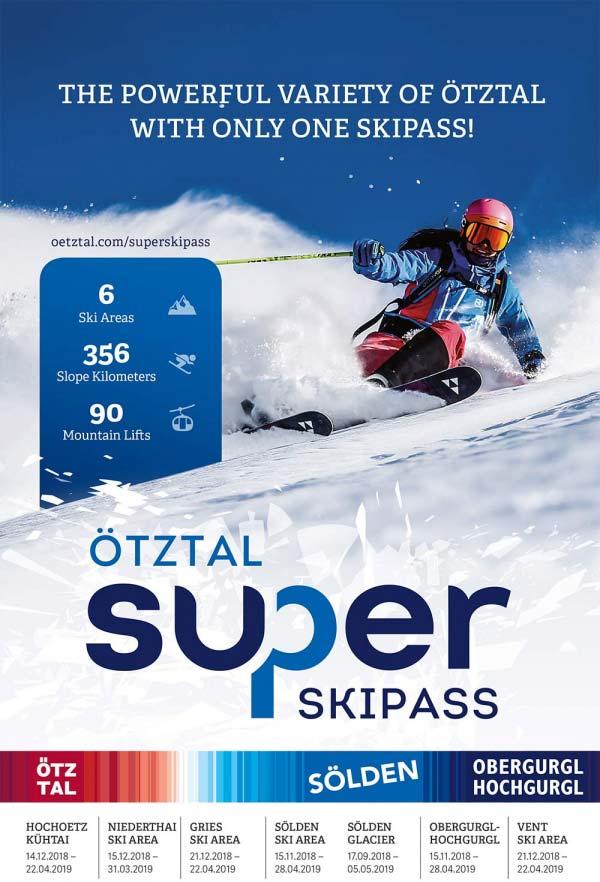 New explore up to 346 kilometres of slopes
